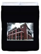 At And T Park Duvet Cover