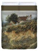 At Sandhills Witley Duvet Cover