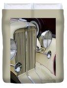 Auburn Grill Duvet Cover