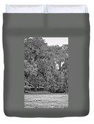 Audubon Park 2 Monochrome Duvet Cover