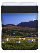 Aughrim Hill, Mourne Mountains, County Duvet Cover