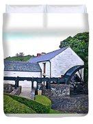 Auld Mill  Duvet Cover