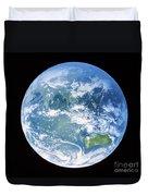 Australasia Duvet Cover