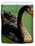 Australian Black Swan Duvet Cover