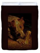 Australian Cattle Dog Duvet Cover