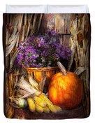 Autumn - Autumn Is Festive  Duvet Cover