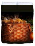 Autumn - Gourd - Fresh Corn Duvet Cover