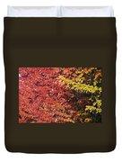 Autumn Arrival Duvet Cover
