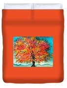Autumn Beauty Duvet Cover