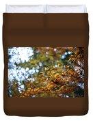 Autumn Crescendo Duvet Cover