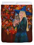 Autumn Fantasy Duvet Cover