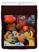 Autumn Harvest Duvet Cover