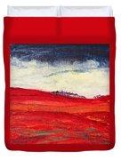 Autumn Hills 01 Duvet Cover