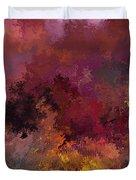 Autumn Illusions  Duvet Cover