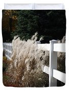 Autumn Is In The Air Duvet Cover