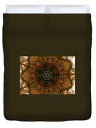 Autumn Mandala 5 Duvet Cover