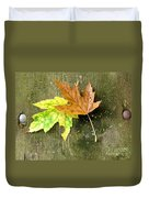 Autumn Pair Duvet Cover