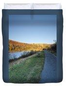Autumn Pond 5 Duvet Cover