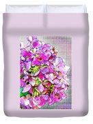Autumn Purple II Duvet Cover