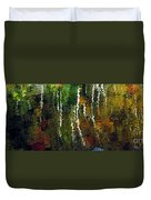 Autumn Reflections 1 Duvet Cover