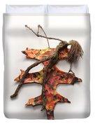 Autumn Release Duvet Cover by Adam Long
