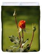 Autumn Rose Duvet Cover