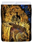 Autumn Rusticana Duvet Cover