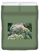 Autumn Stonecrop Duvet Cover