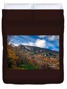 Autumn Summit Duvet Cover