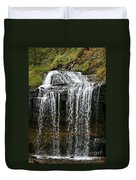 Autumn Water Fall Duvet Cover