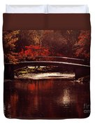 Autumnal Sunshine Duvet Cover by Dana DiPasquale