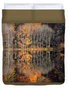 Autumns Art Duvet Cover