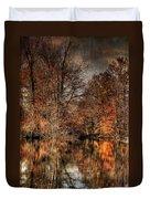 Autumn's End Duvet Cover