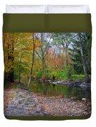 Autumn's Splendor Duvet Cover