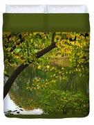 Autumn's Touch Duvet Cover