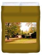 Avery Hill Rose Garden Duvet Cover