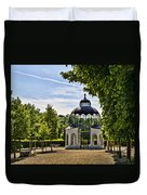 Aviary At Schonbrunn Palace Duvet Cover