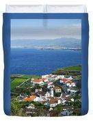 Azores Duvet Cover by Gaspar Avila