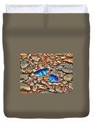 Azul Duvet Cover