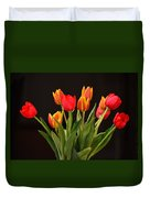 Baby Tulips Duvet Cover