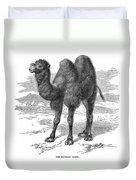 Bactrian Camel Duvet Cover
