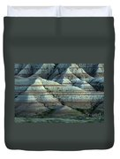 Badlands Splendor Duvet Cover