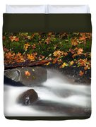 Balance Of The Seasons Duvet Cover