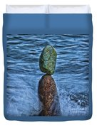Balancing Duvet Cover