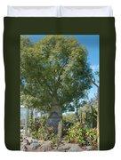 Balboa Tree Duvet Cover