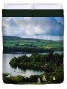 Ballindoon Abbey, Lough Arrow, Co Duvet Cover