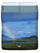 Ballinskellig, Ring Of Kerry, Co Kerry Duvet Cover