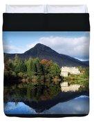 Ballynahinch Castle Hotel, Twelve Bens Duvet Cover