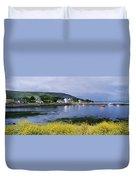 Ballyvaughan, Co Clare, Ireland Small Duvet Cover