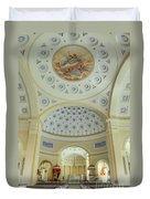 Baltimore Basilica Duvet Cover